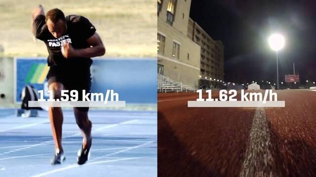 BeatBot, un robot más rápido que Usain Bolt