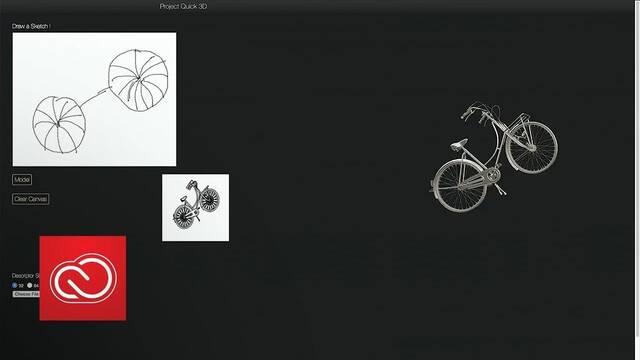 ProjectQuick3D transforma tus bocetos en modelos 3D con un clic