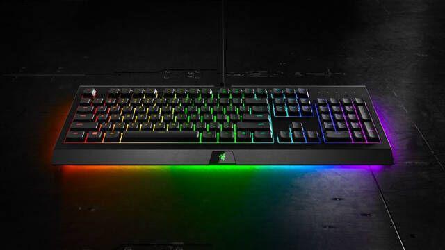 Razer presenta sus nuevos teclados Cynosa Chroma y Cynosa Chroma Pro a prueba de líquidos