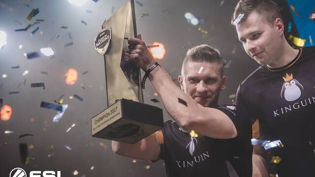 Team Kinguin vence en el ESL Clash of Nations by Movistar