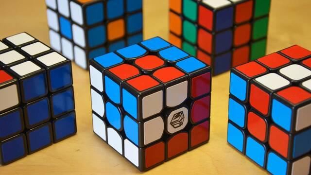 Resuelve el Cubo de Rubik en 4.5 segundos