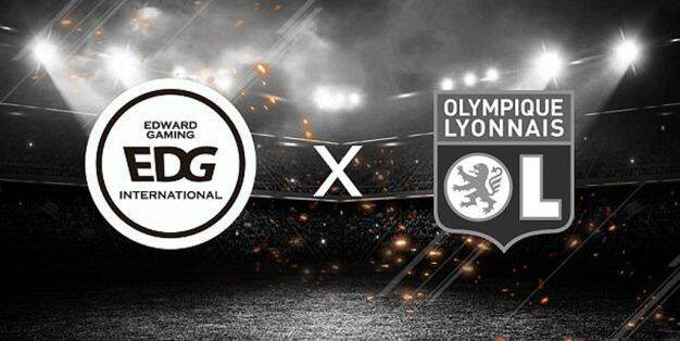 El club chino Edward Gaming se alía con el Olympique de Lyon