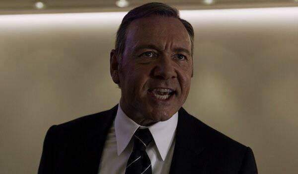 House of Cards terminará tras el escándalo de Kevin Spacey