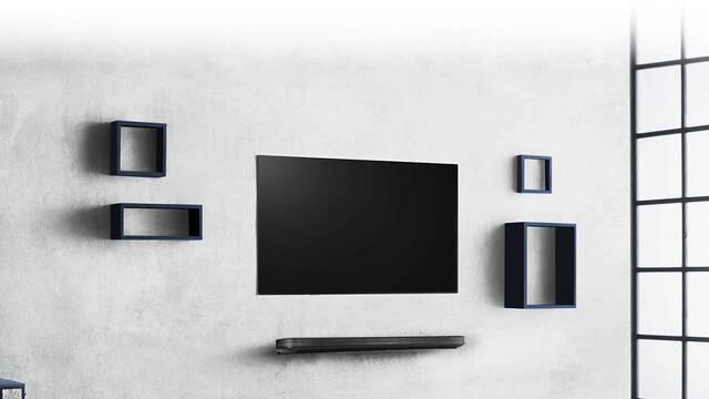 Así es la televisión 4K de LG con tan sólo… ¡2,5mm de grosor!