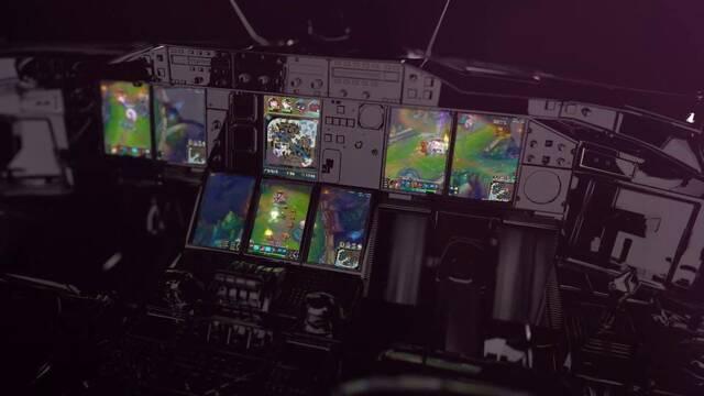 Airbus entra en los deportes electrónicos