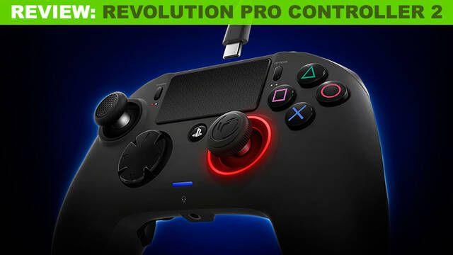 Análisis del Nacon Revolution Pro Controller 2