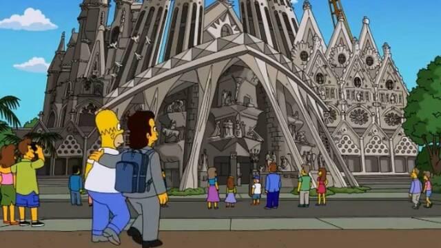 Antena 3 ha quitado los Simpsons por la crisis política de Cataluña