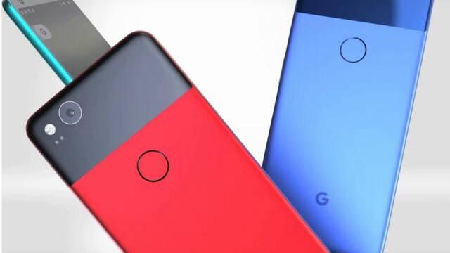 En directo: Presentación del Google Pixel 2
