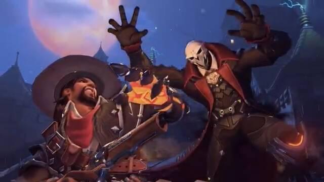 El evento Halloween Terrorífico 2017 de Overwatch comenzará el 10 de octubre