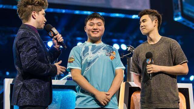 El All-Star 2017 de League of Legends se celebrará en Los Ángeles