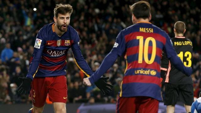 Messi se asocia con Piqué en su empresa de esports