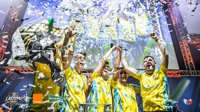 eMonkeyz se alza con la Copa Call of Duty en Barcelona Games World