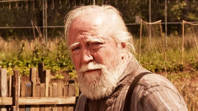 Fallece el actor Scott Wilson de The Walking Dead, aunque estará en la temporada 9