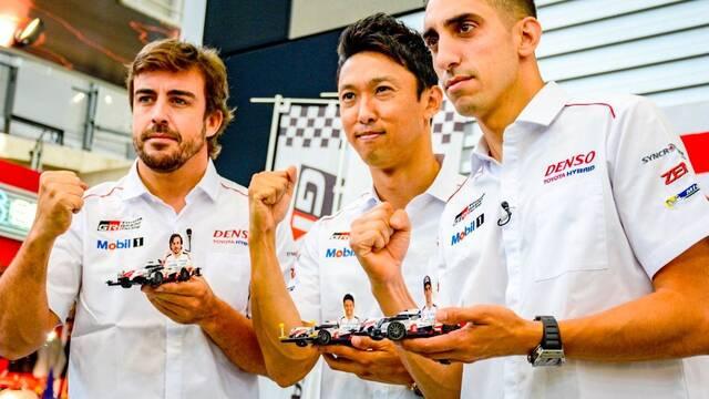 Fernando Alonso debuta en los esports con un doblete en Gran Turismo Sport