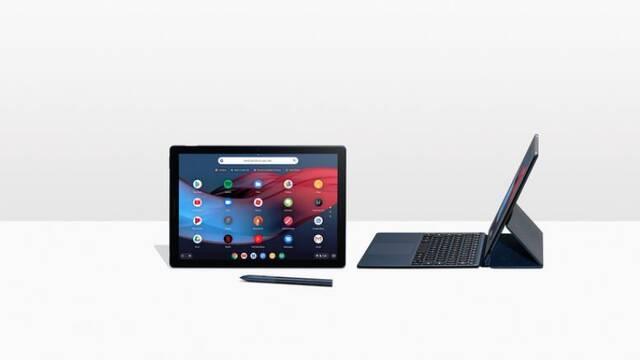 Así es Pixel Slate, la tablet de Google con Chrome OS