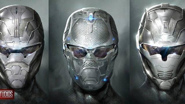 El arte conceptual de Infinity War mostraría la nueva armadura de Iron Man