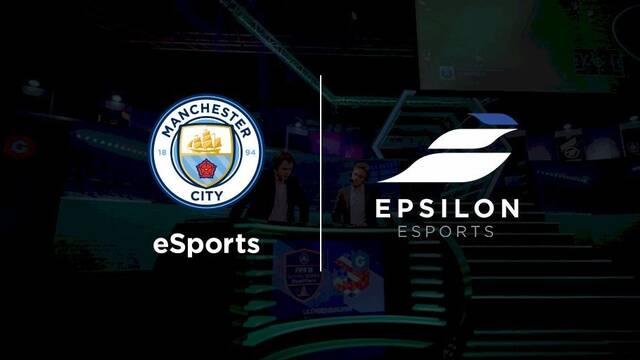 El Manchester City se alía con Epsilon Esports para competir en FIFA 19
