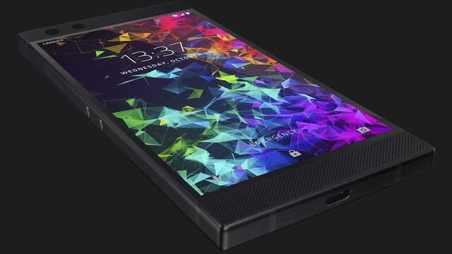 Razer presenta Razer Phone 2, la evolucion de su teléfono gamer