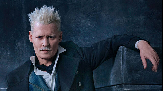 Johnny Depp confirma que estará presente en 'Animales Fantásticos 3'