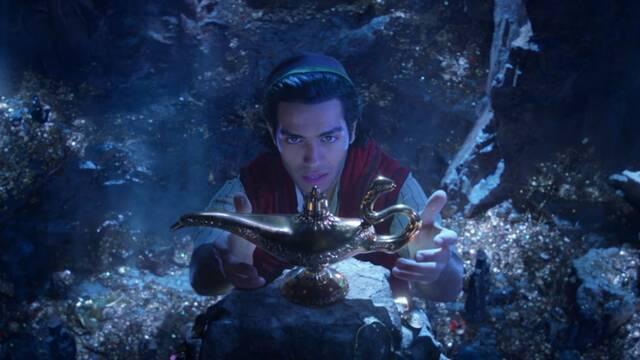 Primer teaser tráiler de Aladdin en acción real en español