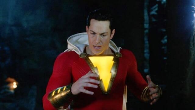 El traje de Shazam será diferente en el segundo tráiler de la película