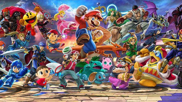 ELEAGUE y Nintendo unen fuerzas para emitir Super Smash Bros. Ultimate
