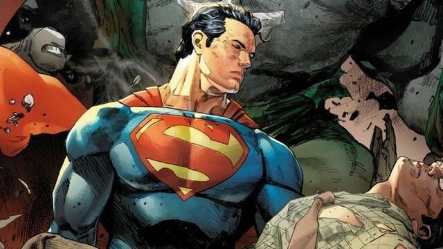 En enero se publicará una historia inédita de Superman