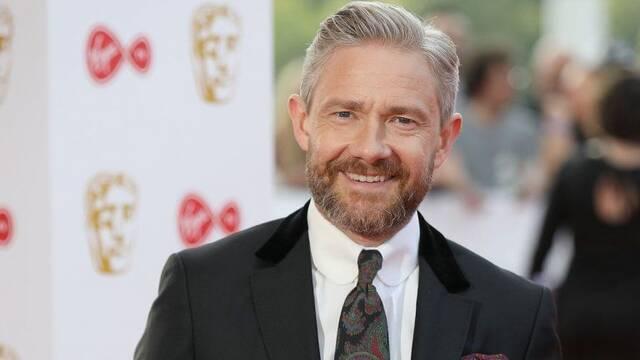 Martin Freeman lidiará con la paternidad en la divertida 'Breeders'