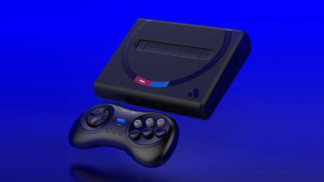 Mega SG, la nueva consola retro centrada en SEGA