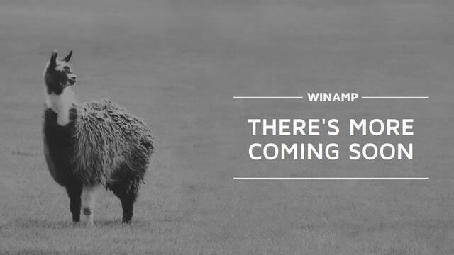 Winamp volverá en 2019 como plataforma de música para móviles