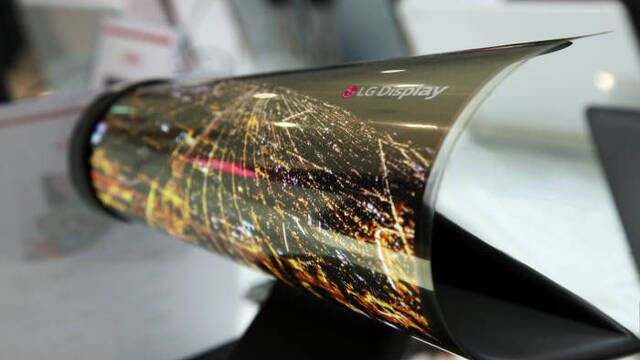 Lenovo ya trabaja en su primera tablet pegable con pantalla LG