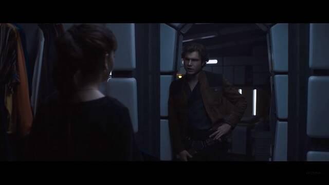 Un fan inserta la cara de Harrison Ford en 'Solo: Star Wars'