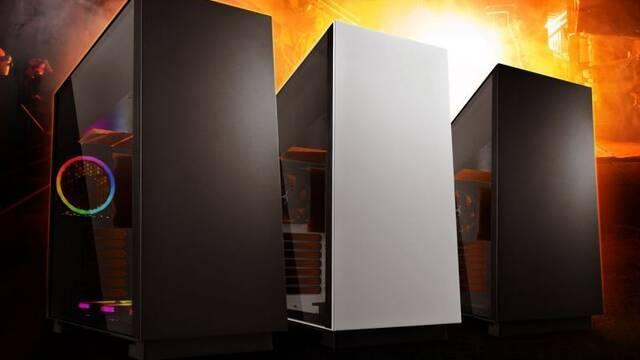 Así es Pure Steel, la caja de Sharkoon para modding