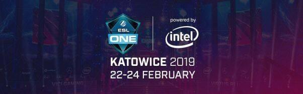 Katowice acogerá el IEM 2019  CS:GO Major y el ESL One DOTA 2