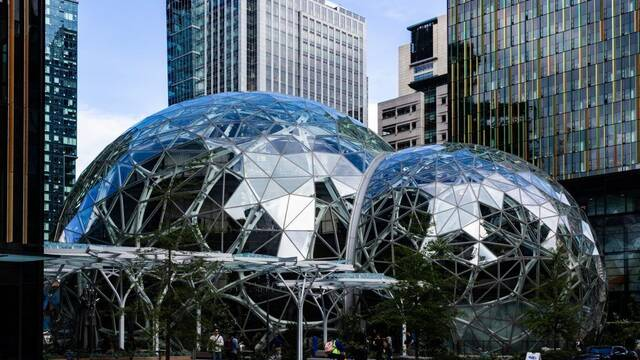 Amazon dona 1 millón de dólares a la Wikipedia
