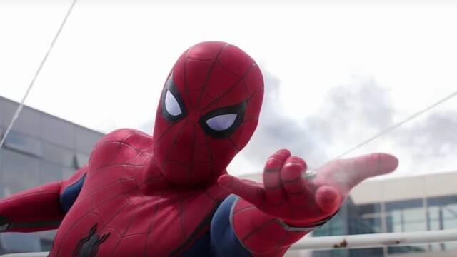 Filtran un vídeo del rodaje de la escena final de Spider-Man: Lejos de casa