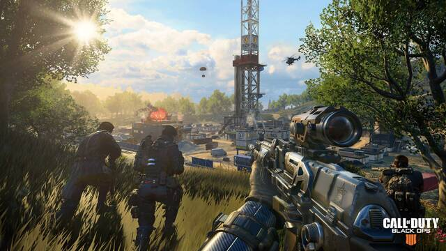 Call of Duty: Black Ops 4 domina Twitch en su semana de lanzamiento
