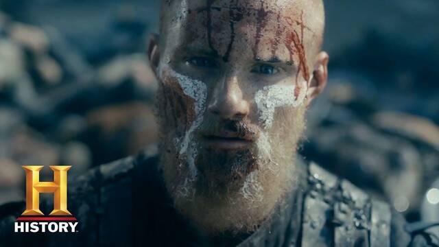 La temporada 5 de 'Vikingos' sorprende con un brutal tráiler
