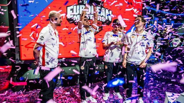 MAD Lions se proclama campeón del European Masters