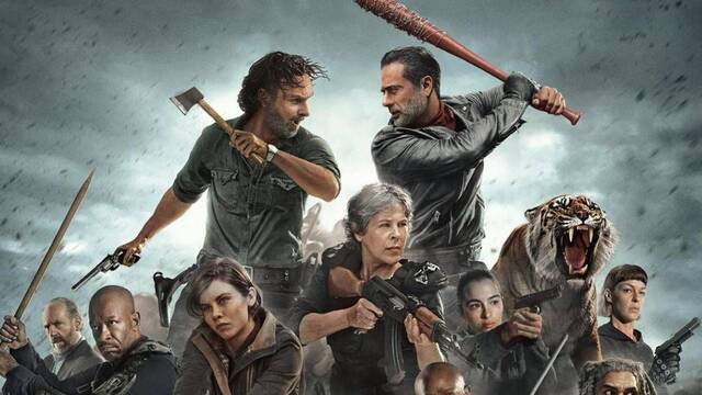 AMC trabaja en un 'universo multigeneracional' para The Walking Dead