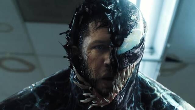 Venom - Tom Hardy afirma que las mejores escenas se han eliminado