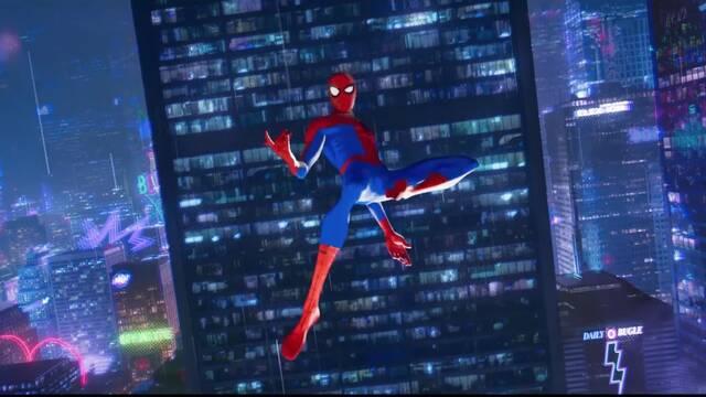 Spider-Man: Un nuevo universo estrena nuevo tráiler y póster