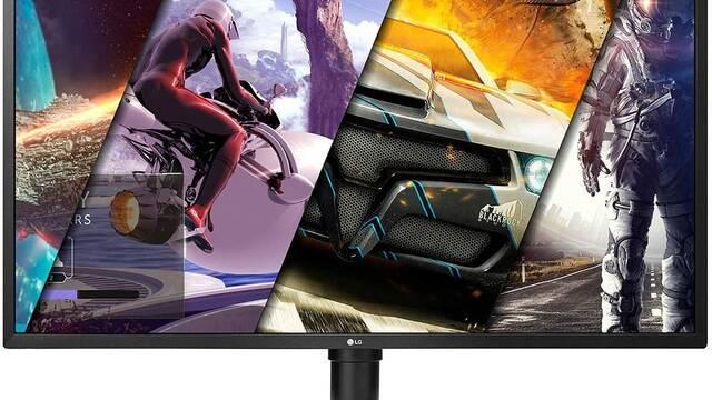 LG 32UK550, un monitor 4K HDR 10 por 499 euros