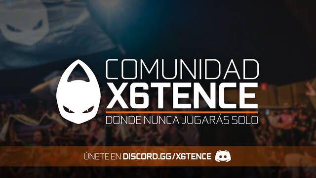 x6tence presenta su comunidad para ayudar a reunirse a los amantes de los esports