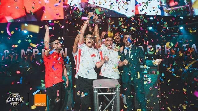 MAD Lions vence en La Copa de Clash Royale