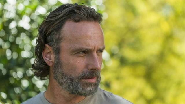Andrew Lincoln confía en que The Walking Dead se mantendrá a flote