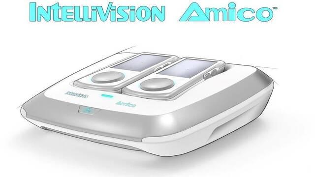 Amico es la nueva consola de la veterana Intellivision