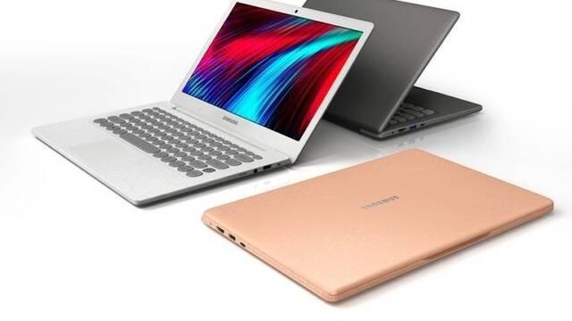 Norebook Flash, el portátil Samsung con diseño retro y equipamiento del 2018