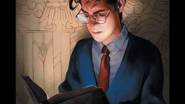 'Los libros de la magia' de Neil Gaiman regresa al mundo del cómic mañana