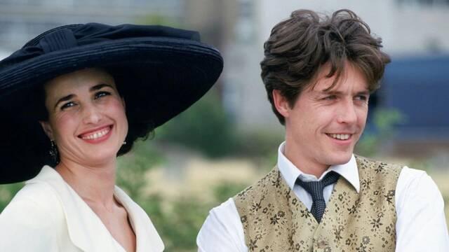 Cuatro bodas y un funeral tendría secuela, según Hugh Grant